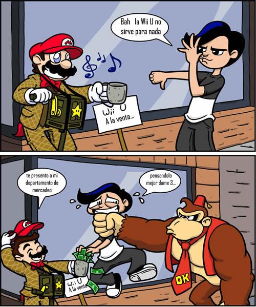 Chistes de Mario Bros