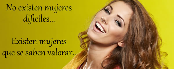 Mujeres dificiles!