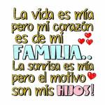 Mi corazon es de familia