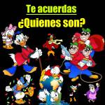 Personajes de Patoaventuras