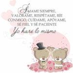 Frases bonitas para sentir amor