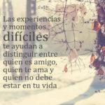 Frases de experiencias de la vida