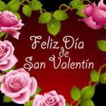 Feliz dia de San Valentin y del Amor