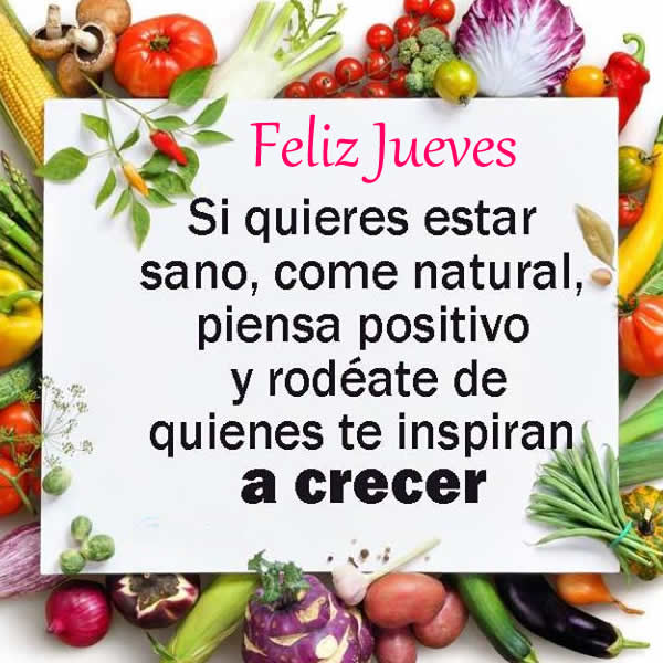 jueves frases