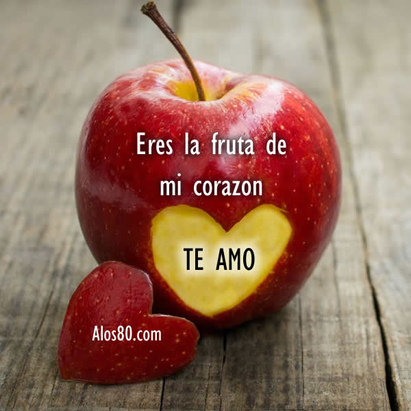 amor frutas