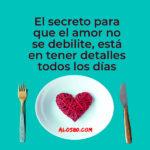 Secreto para amar