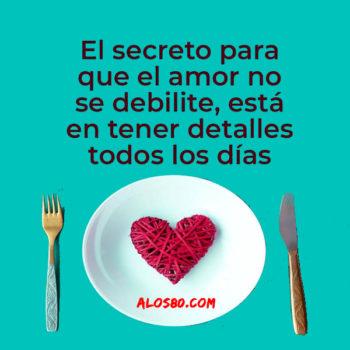 secreto amor