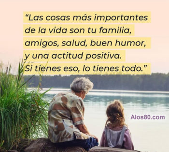 positivo actitud