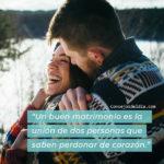 Un buen matrimonio consejos
