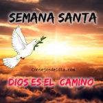 """El Lunes Santo """"Dios es amor"""""""
