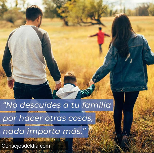 familia amor