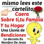 Los mejores deseos para la familia