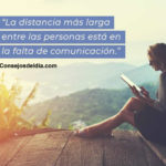 La distancia mas larga del amor