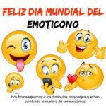 Feliz Dia del Emoticono
