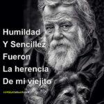 Humildad y Sencillez Frases