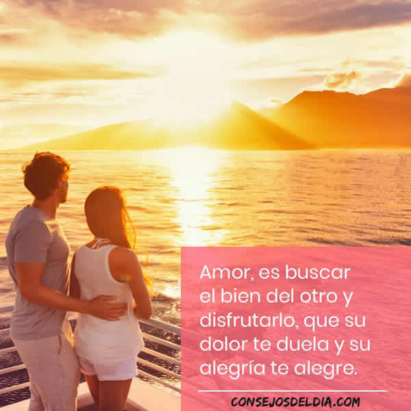amor alegria
