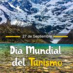 Feliz Dia mundial del Turismo