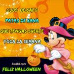 Imagenes con frases de Feliz Halloween