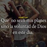 Imagenes: Voluntad de Dios