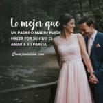 Consejos de matrimonio y amor Letra