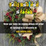 Frases lindas: El mejor regalo de navidad