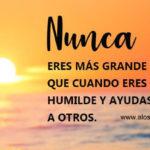 Imagenes con Frases Lindas: La humildad