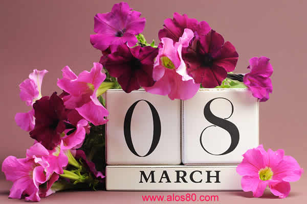 8 de marzo
