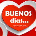 Mensajes de Buenos Dias con Imagenes
