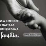 Mensajes con Imagenes: El verdadero amor de familia