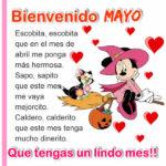 Mes de Mayo Frases con mensajes
