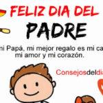 Feliz dia del padre 2021
