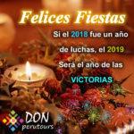 Frases para recibir el año nuevo 2019