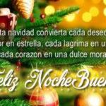 Imagenes de Navidad: Feliz Noche Buena con mensajes