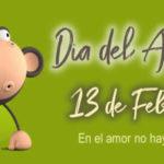 Feliz dia del Amante 13 de Febrero