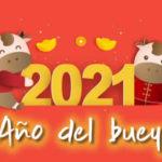 Año nuevo chino 2021: Año del Buey