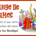 Frases Domingo de Ramos con imagenes lindas