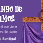 Frases con imagenes de Domingo de Ramos 2021