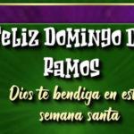 Mensajes cristianos: Feliz Domingo de Ramos