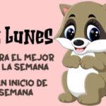 Lunes frases con imagenes bonitas de Buenos Dias