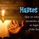 Imagenes con Frases de Semana Santa: Martes Santo