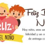 Imagenes del Dia del Niño 2021 con frases