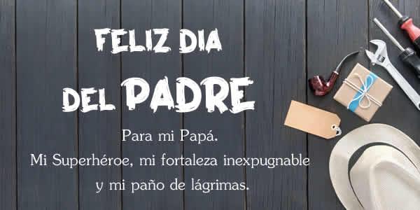 poemas dia del padre