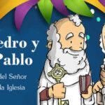 29 de Junio 2021: San Pedro y San Pablo