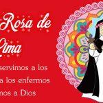 Frases con Imagenes de Santa Rosa de Lima 2021